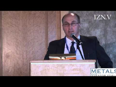 Metals Investor Forum: InZinc Mining