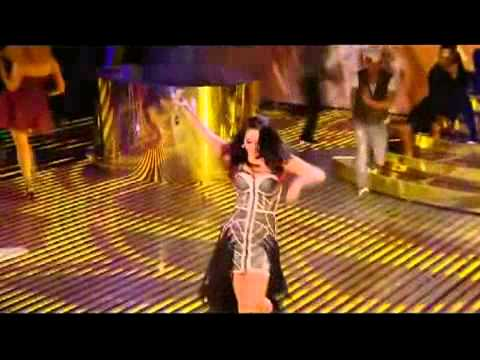 Tulisa Contostavlos performs her new single _Young_ on Britains Got Talent.