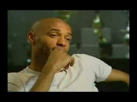 Thierry Henry Interview - Football Focus - 26/04/08 - BBC