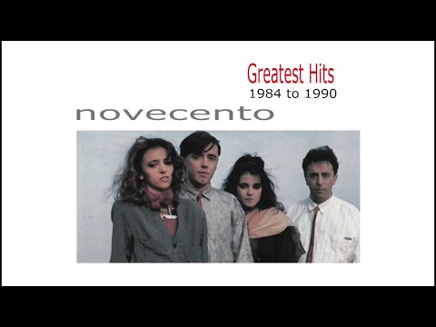 NOVECENTO GREATEST HITS 80 - 90 (Movin'on -The only one - Excessive love - Dreamland paradise -