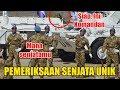 TAKJUB ! Ditonton Militer Dunia, TNI Pamerkan kemampuan bermain dengan senjata