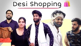 Desi Shopping | Sukki dc | We Are One