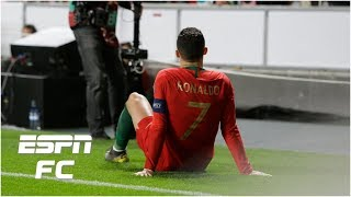 Cristiano Ronaldo subbed off with 'muscular injury': Could he miss Juventus vs. Ajax? | UCL