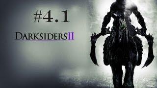 Darksiders II Guia Parte 4- Lagrimas de la Montaña (1/3)