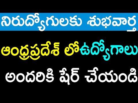 Andhra Pradesh Jobs   Latest Pravite Jobs In Andhara Pradesh   Work From Home Jobs   SumanTv Jobs