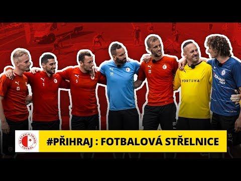 Fotbalová střelnice na Slavii