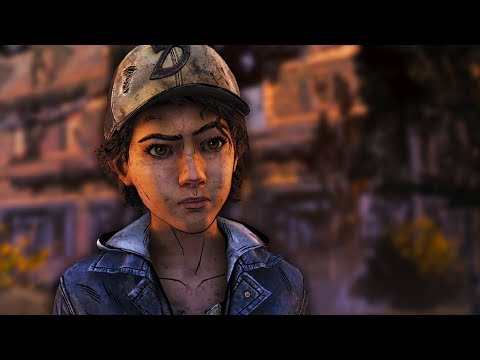 CLEMENTINE'S A MOM NOW!   The Walking Dead The Final Season  - Episode 1 - Part 1