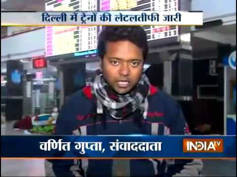 After Rain, Cold Wave Grips Delhi and North India - India TV