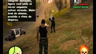 Slender Man in GTA SA