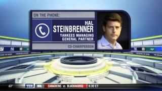 Hal Steinbrenner looks back on the Yankees' 2014 and ahead to 2015 - The Michael Kay Show