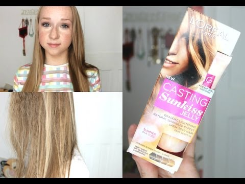 L'Oreal Casting Sunkiss Jelly ♡ Review