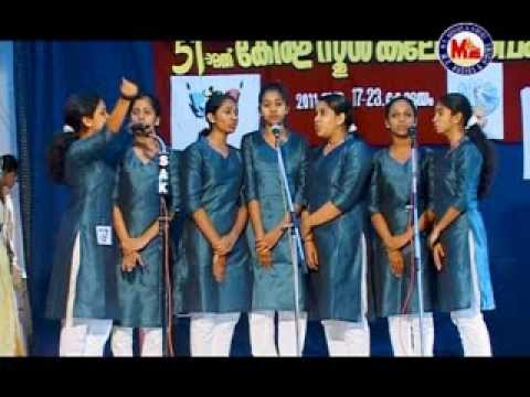 Deshabhakthiganam 2011- Carmel Girls Higher Secondary School, Trivandrum video