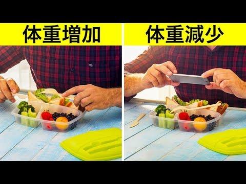 【ダイエット 食事動画】ダイエットや運動をせずに痩せることができる、10の習慣  – Längd: 10:32.