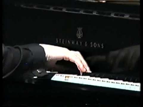 Alvaro Varela De Marco (1997-12-15) (5/5) - Bach Goldberg Variations (Aria)