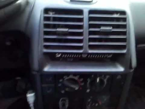 Видео как снять панель ВАЗ 2112