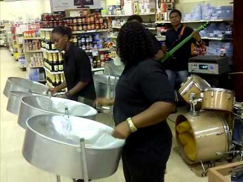 THE NEXT DIMENSION STEEL BAND, JAMAICA