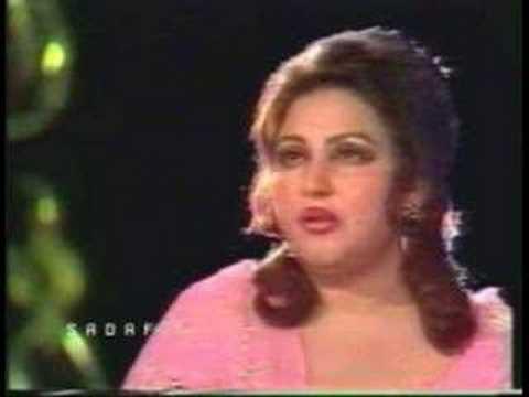 Noor Jahan - (Ghazal) - Dil Hi Dil Mein Sulag Ke Bujhe Hum