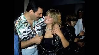 Freddie Mercury Sam Fox Party 1986