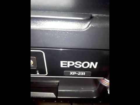 Epson xp231 instalar sistema continuo chip
