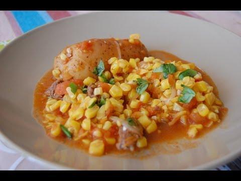 Receta: Tomatican (Guiso Chileno) - Silvana Cocina Y Manualidades