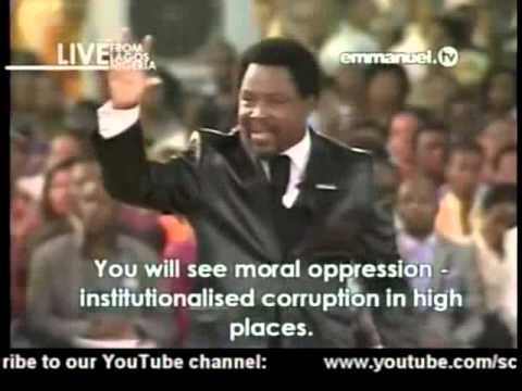 Tb Joshua. Sermon 06-01-2013 video