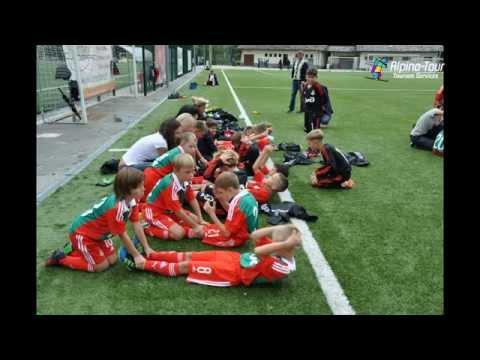 Lokomotiv Moscow in Aosta. Sport camps