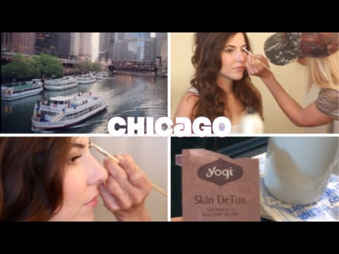 ♥ Chicago Diary (Getting Ready & Travel Beauty Tips) ♥