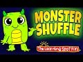 Monster Shuffle Halloween Dance Songs For Kids Halloween Songs By The Learning Station mp3