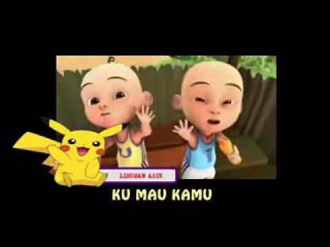 Joget pokemon alaa Upin Ipin 2016 Terbaik !!!