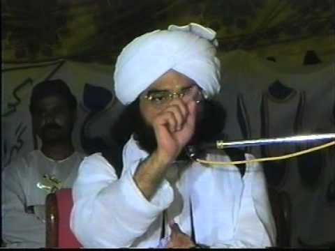 Speech of Hazrat Pir Syed Naseeruddin naseer R. A — Episode 4 Part 2 of 2