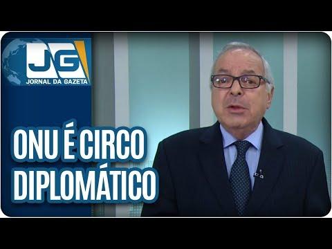 João Batista Natali/Assembleia/ONU é circo diplomático