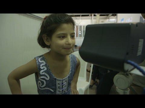 UNHCR: Syrian Refugee Registration Challenge
