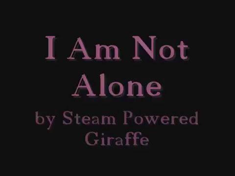 Steam Powered Giraffe - I Am Not Alone