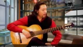 clases de guitarra flamenca (cadencia andaluza)