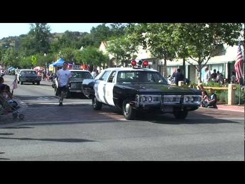 Los Angeles County Sheriff&California Highway Patrol @ Santa Clarita Valley 4th of July Parade