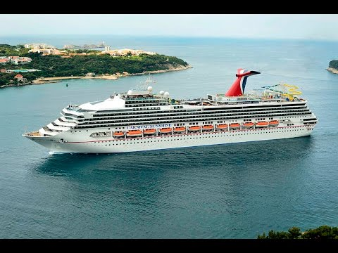 Cruise Ship Tour: Carnival Sunshine! July 2015 | GoPro HD