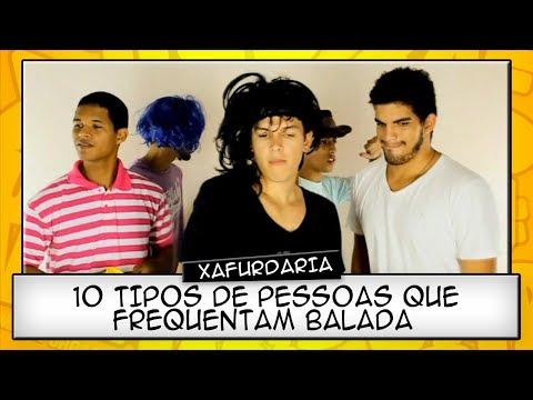 10 TIPOS DE PESSOAS QUE FREQUENTAM BALADA