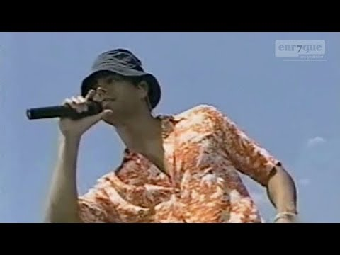 Enrique Iglesias - Be with you & Bailamos (live)