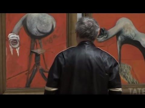 TateShots: Damien Hirst on Francis Bacon
