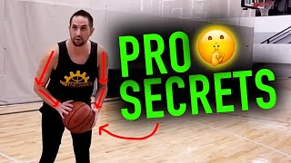 The Pros Secrets to Lights Out Shooting: Basketball Shooting Tips