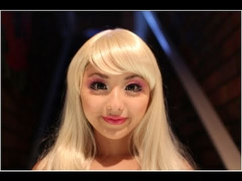 Barbie Makeup Tutorial -