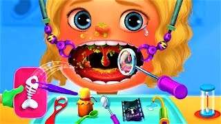 Funny Emergency Doctor - Use Professional Doctor Tools - Fun Kids Games