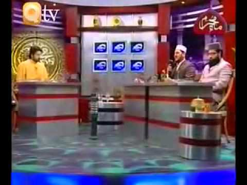 Youtube -  Zulfiqar Ali In Qtv Dare Nabi Par Para Rahoon Ga.by Zamzam Mianwali video