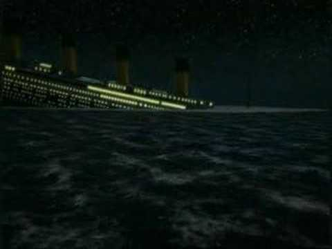That FATEFUL Night - How The Titanic Sank