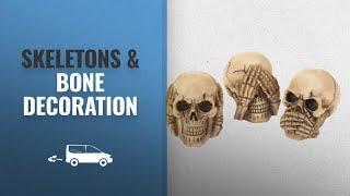 Halloween Decor Skeletons & Bone Decoration [2018] | Hot Trends 2018