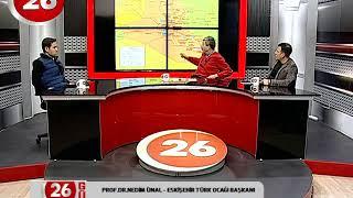 26.Gün | Türk Ocağı Esk ŞbBşk Prof.Dr.Nedim Ünal | Telafer