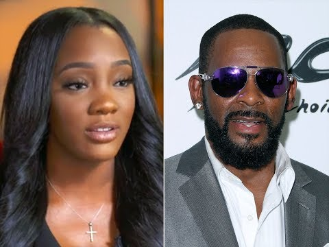 New R. Kelly Accuser Speaks Out