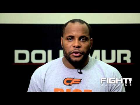 Daniel Cormier on fighting at Light Heavyweight  I want to be the Champion
