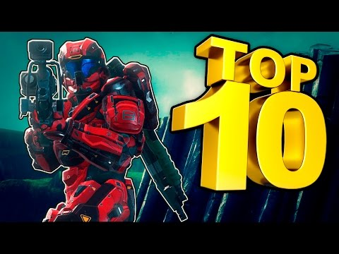 Top 10 - Halo 5