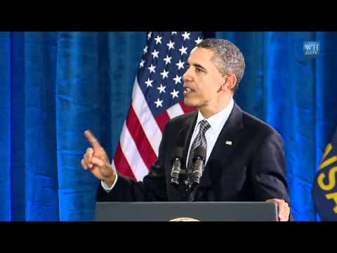 Extend the Payroll Tax Cut: President Obama's speech in Osawatomie, Kansas